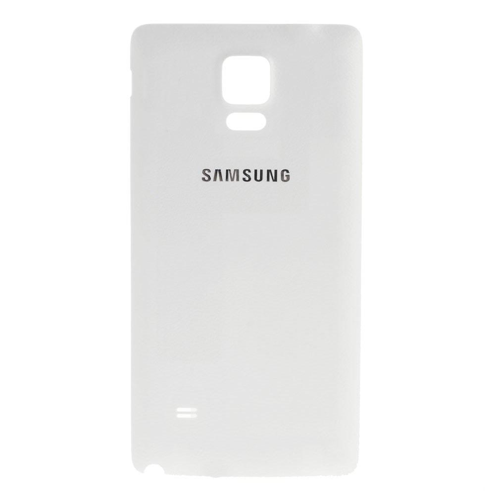 Samsung Galaxy Note 4 zadní kryt baterie bílý N910