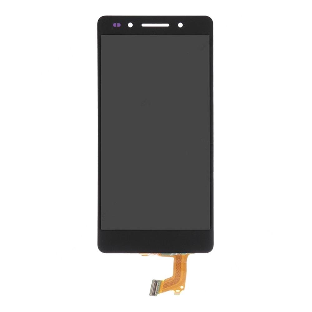 Honor 7 LCD displej černý dotykové sklo komplet