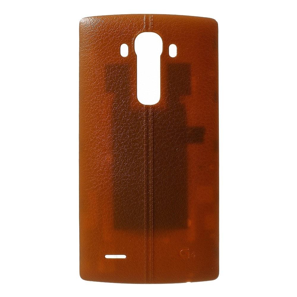 LG G4 Zadní kryt baterie hnědý H815