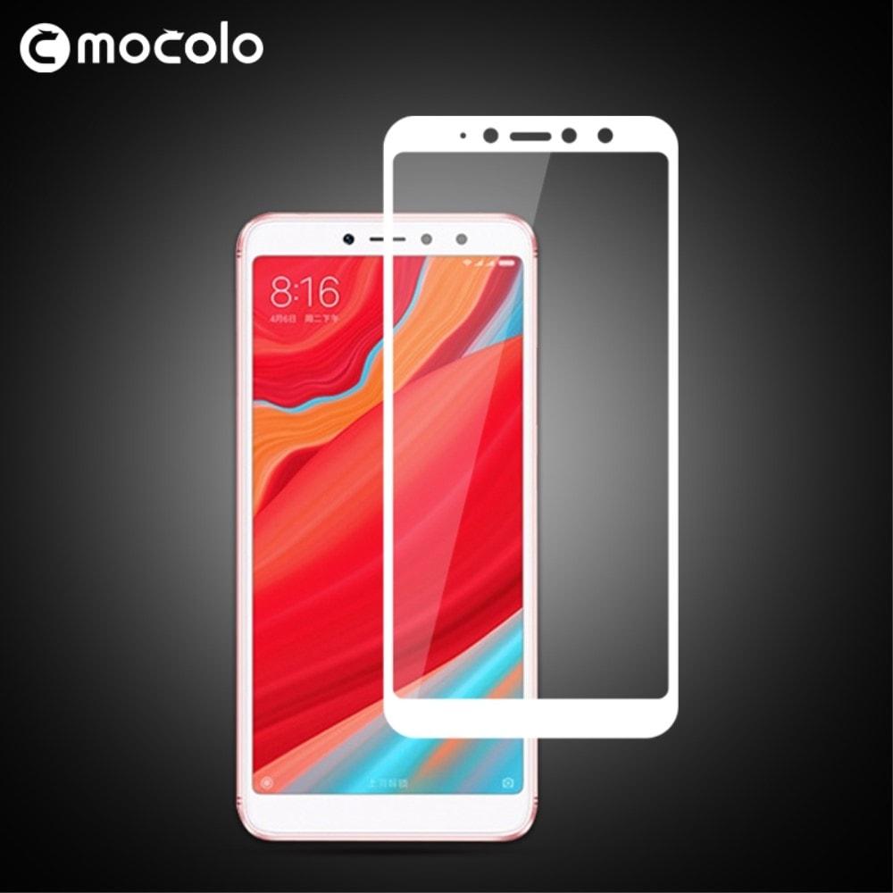 Xiaomi Redmi S2 ochranné tvrzené sklo bílé