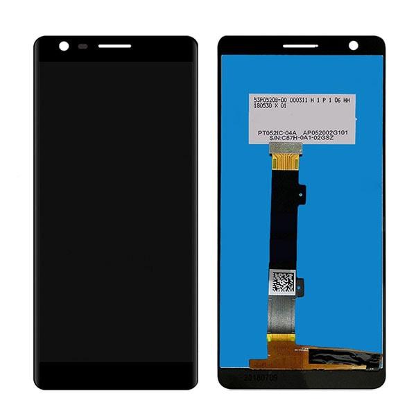 Nokia 3.1 LCD Displej dotykové sklo komplet přední panel